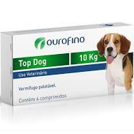Top Dog 10 Kg C/ 4 Comprimidos