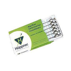 Agulha Hipodérmica 15 x 18 - Hoppner