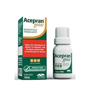 Acepran Tranquilizante Gotas 10 ML