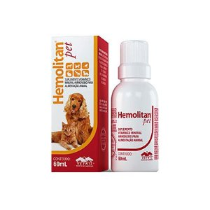Hemolitan Pet Gotas 60 Ml