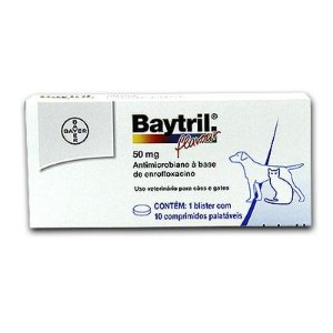 Baytril Flavour 50 MG