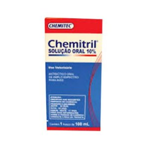 Chemitril Oral 10% 10 ML