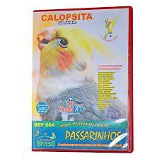 CD Calopsita Canto