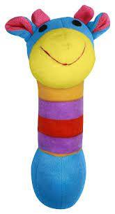 Brinquedo Mordedor Pelucia - MP - 17