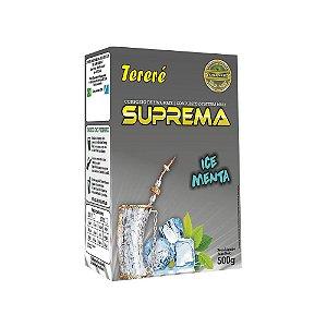 Erva Mate Tereré Ice Menta 500 G - Suprema