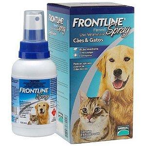 Frontline Pulgas/Carrapato Spray  100 ML