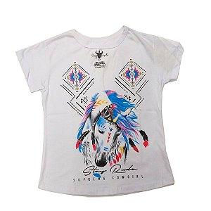 T-Shirt Fem Gola V Mod. 001 - Stayrude