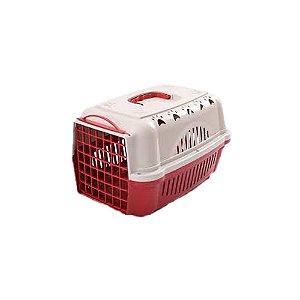 Caixa de Transporte Falcon Nº 3 - Vermelha