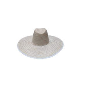 Chapéu de Palha Ref. 034 - Palha Dupla