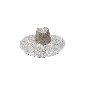 Chapéu de Palha Ref. 034 - Palha Simples