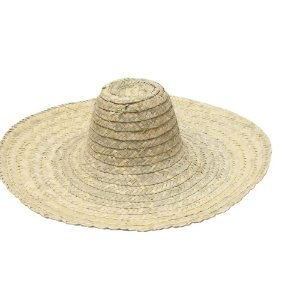 Chapéu de Palha Ref. 021 - Grande Escamado