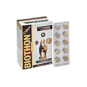 Biothon Cães C/ 100 Comprimidos