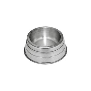 Comedouro Alumínio Pesado Pequeno