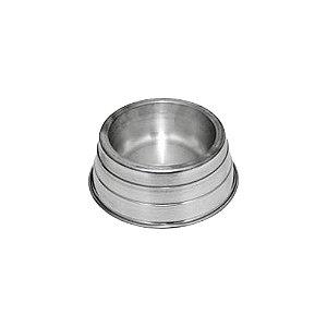 Comedouro Alumínio Pesado Médio