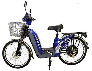 Bicicleta Elétrica 350w 48v/14A Aro 24