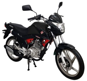 Moto Jonny Quick 150cc 0Km Preta
