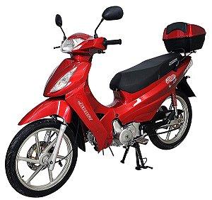 Moto Jonny Hype 125cc 0Km - Vermelha