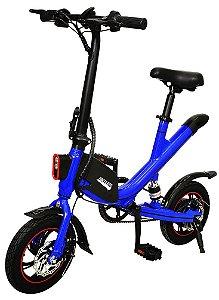 Bicicleta Elétrica 350w E-Bike Aro 12