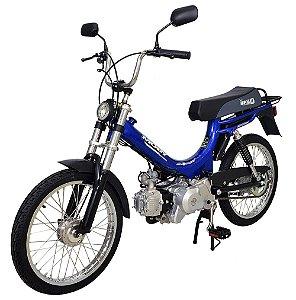 Mobilete 4 Tempos Automática 49cc - Azul