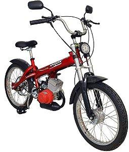 Bikelete Bicicleta Motorizada WMX Sport 2 Tempos