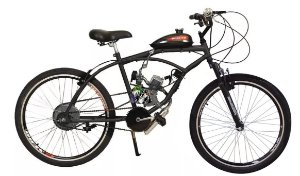Bicicleta Motorizada Caiçara 80cc sport - Bikelete