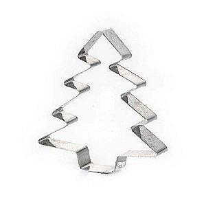 aro cortador inox arvore natal medio 34 x 5 cm 0482 gallizzi