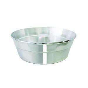Forma Bolo Pudim Aluminio N. 24 0180 Arary