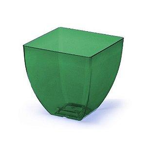 Vaso Elegance Acrilico Cristal verde 1066 Injeplastec