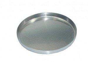 kit 10 forma aluminio assadeira pizza 15 x 1,5 cm 0719 gallizzi () ( ver se vai anunciar)