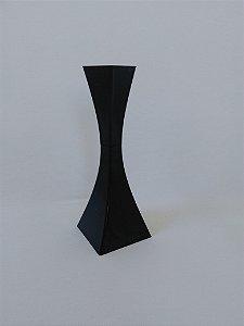 kit 10 vaso solitario acrilico preto casamento festa 0575 injeplastec () ( ve se vai anunciar)
