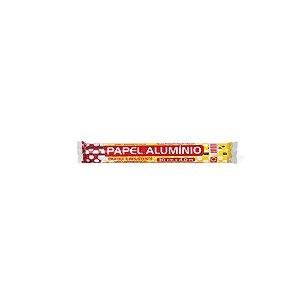 Papel Aluminio Domestico 4 Metros x 30 Cm Thermoprat 0150