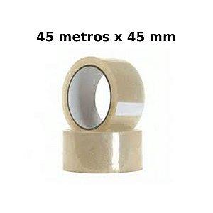 Fita Adesiva 45 Metros 45 Mm Fitar 0017