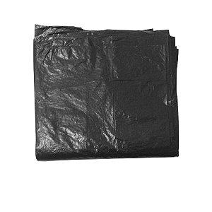 Saco Lixo Preto 50 Litros 5 Micra 63 x 80 100 Unidades 1298 Dinalix
