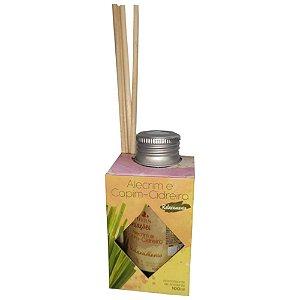 Aromatizante alecrim / capim cidreira relaxamento 100 ml senalandia 0874