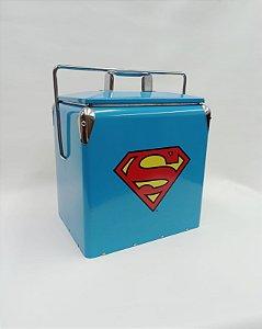 COOLER METAL DC SUPERMAN