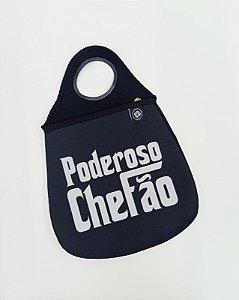 """LIXEIRA DE CARRO """"PODEROSO CHEFÃO"""""""