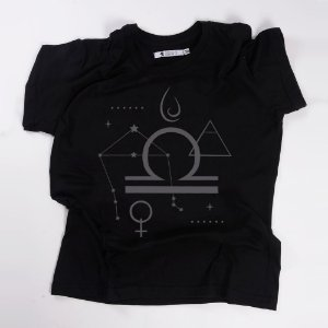 Camisetas QTVQTV Signos Libra