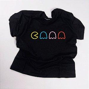 Camiseta QTVQTV PACMAN