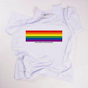 Camiseta QTVQTV Arco Iris