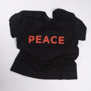 BABY LOOK QTVQTV  PEACE 65