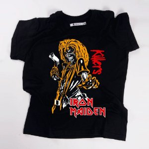 BABY LOOK QTVQTV IRON MAIDEN 149