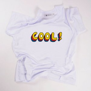 BABY LOOK QTVQTV COOL 122
