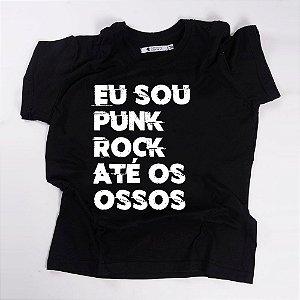Camiseta QTVQTV  Tequila Baby Punk Rock até os Ossos