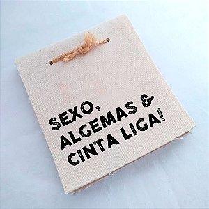 Bloco QTVQTV Tequila Baby Algemas & Cinta Liga