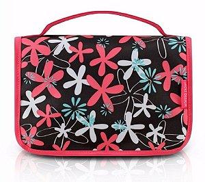 Necessaire para Viagem Miss Douce Jacki Design Abc17203 Flor