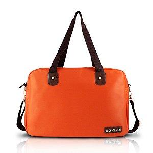 Bolsa De Viagem Academia ou casual Jacki Design laranja