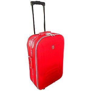 Mala de viagem vermelho 23kg 2 rodinhas batiki