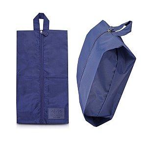 Necessaire para calçado Jacki Design Azul