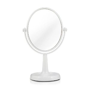 Espelho de mesa Dupla Face com Design Giratório Jacki Design