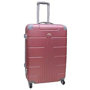 Mala de Viagem pequena França em Abs rosa Cruzeiro
